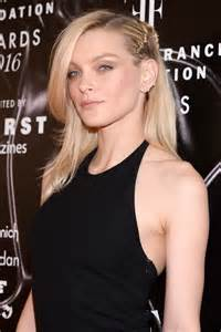 Red Carpet Nail Salon by Jessica Stam Fragrance Foundation Awards In New York
