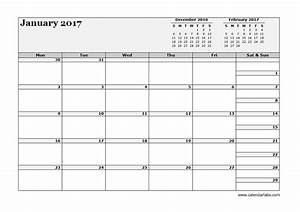 2017 three month calendar template free printable templates With three month calendar template word