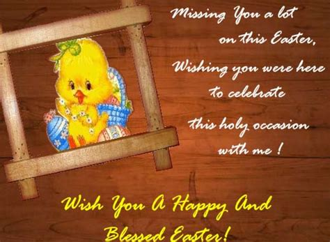 missing    easter  family ecards greeting