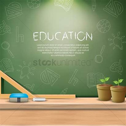 Education Vector Wallpapers Educational Graphic Illustration Stockunlimited