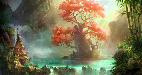 tree  knowledge wallpaper  background image