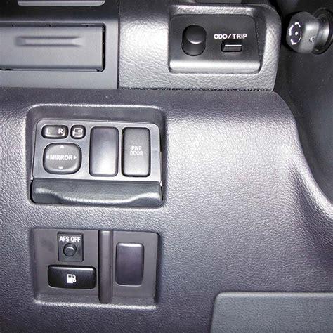 change manual folding mirror  auto folding