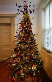 winterthur butterfly christmas tree the tree topper beautiful butterfly christmas