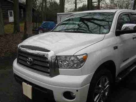 buy   toyota tundra limited crew cab pickup  door