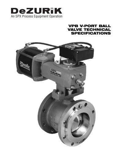 KGC Knife Gate Valves - DeZURIK - PDF Catalogs | Technical