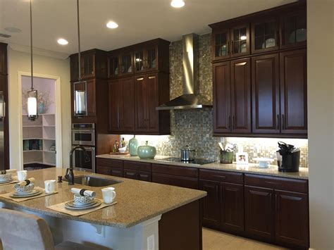 watermark meritage homes winter garden fl home home kitchens kitchen decor themes