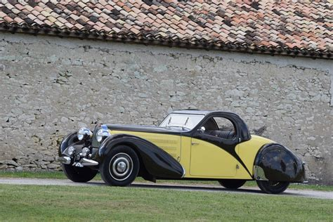 Bugatti was able to, once again, increase the number of deliveries in the first. 1935 Bugatti Type 57 Atalante Fold-down Roof For Sale - AAA
