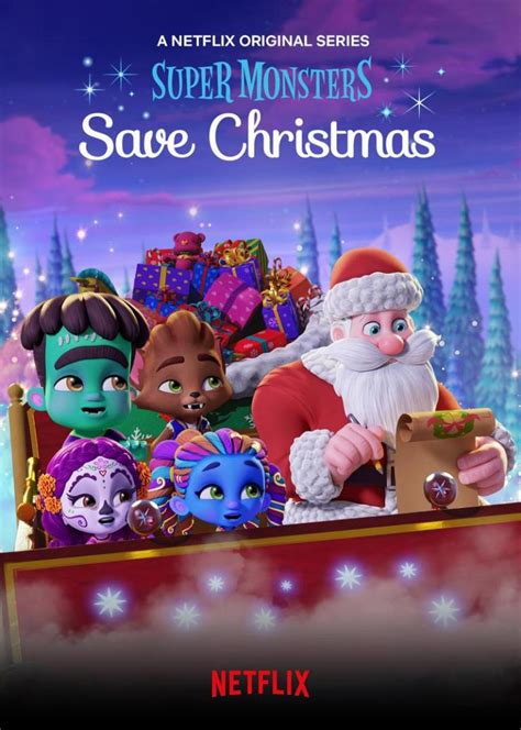 christmas monsters super movies save netflix movie special shows holiday entertainment coming november story dual bloody disgusting debuting them popsugar