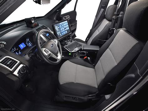 Ford Police Interceptor Utility Vehicle 2018 Exotic Car