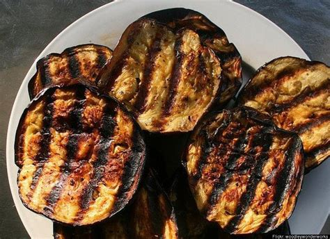 how to grill eggplant how to cook eggplant perfectly every time huffpost