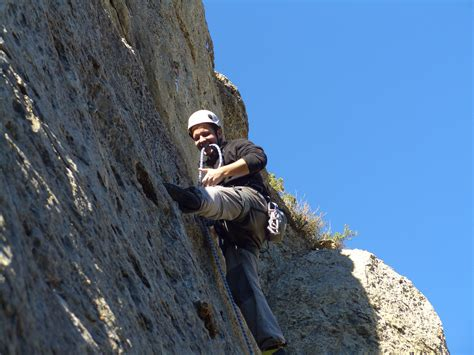 Sella Rock Climbing Holidays In Costa Blanca