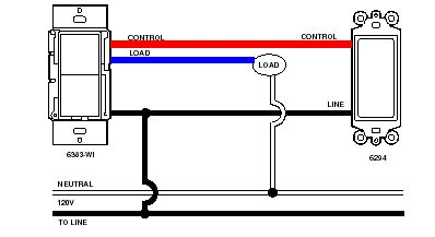 Switch Wiring Diagram Reference