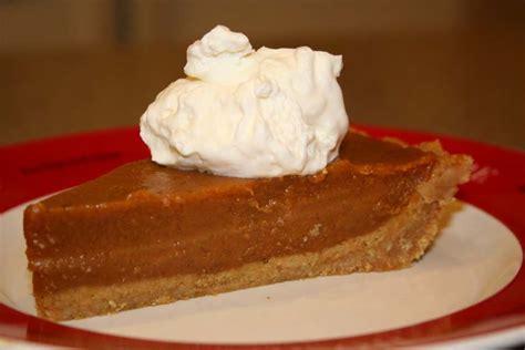Pumpkin Pie Ingredients List by No Bake Pumpkin Pie