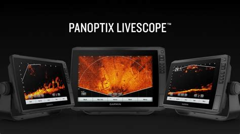 panoptix livescope   amazing sonar technology  gopro times