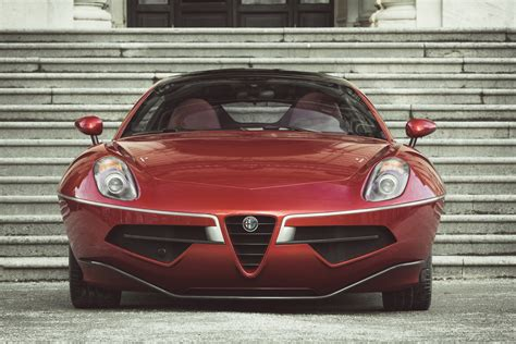 Alfa Romeo Disco Volante : The Alfa Romeo Disco Volante By Touring Wins Prestigious