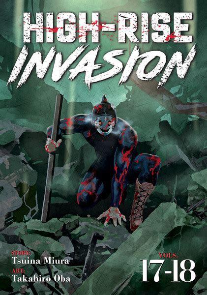 High Rise Invasion Manga Omnibus Volume 9