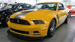 2013 Ford Mustang Boss 302 for Sale in Canton, Ohio | Jeff's Motorcars - YouTube