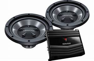 Kenwood P-w1220 - 12 Inch Bass Party Pack