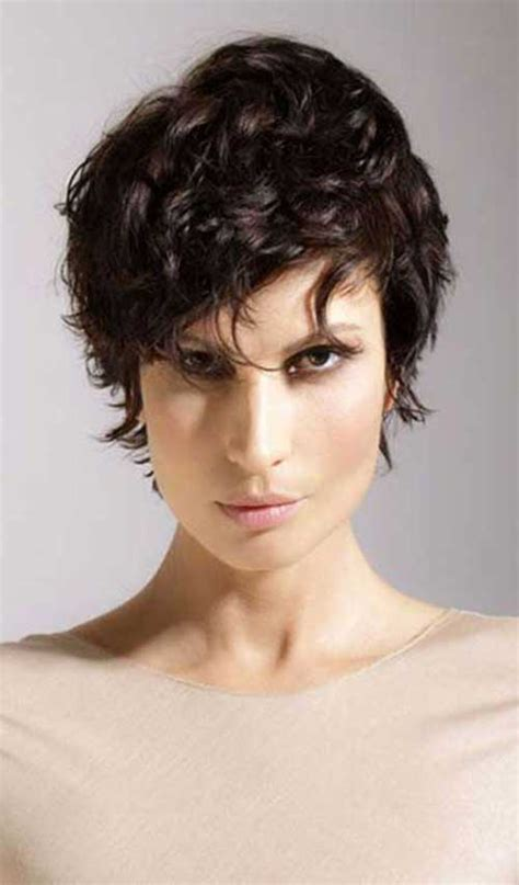 short curly hairstyles   short hairstyles    popular short