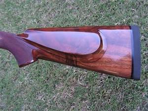 I want to finish my Springfield M1A rifle stock how do I