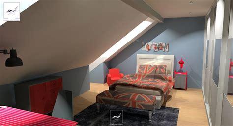 chambre combles deco chambre dans les combles 215853 gt gt emihem com la
