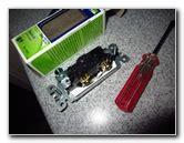 Dimmer Light Switch Standard Single Pole Electrical