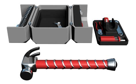 un bricoleur dessine les plans de la boite à outils la plus cool du monde journal du geek