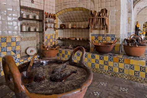 Museo Ex Convento de Santa Rosa Puebla   Cocinas Rústicas