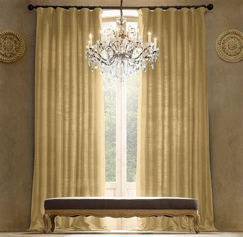 restoration hardware curtains thai silk solid drapery drapery restoration hardware