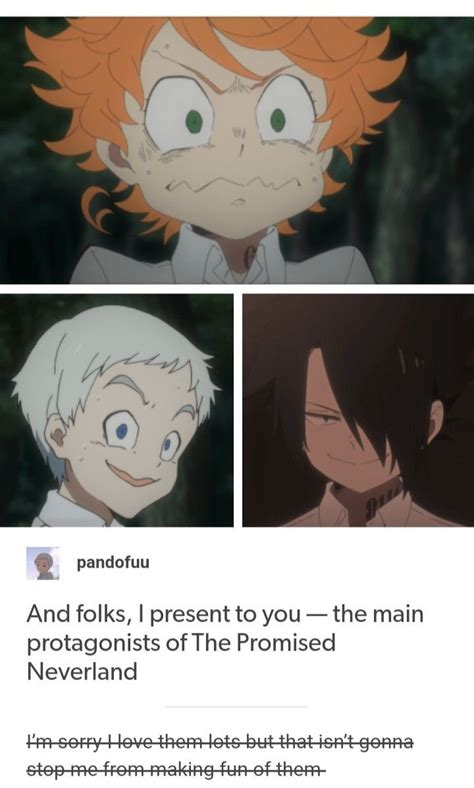 the promised neverland memes - Google Search | Neverland ...