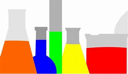 Science Clipart Clip Chemistry Chemicals Technology Border