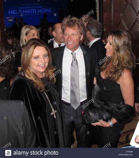 Jon Bon Jovi Dorothea Hurley Guests Are Seen Arriving