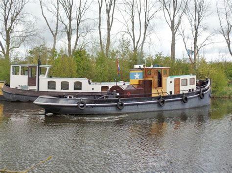 Klein Motorbootje Kopen by Schlepper Marlene Motorboot Motorjacht Tweedehands