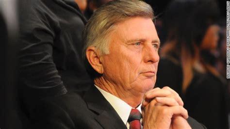 Arkansas Governor Asks For Lieutenant Governor's