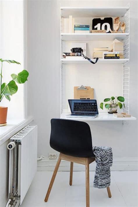 bureau de style mode aménagement d 39 un petit espace de travail le bureau style