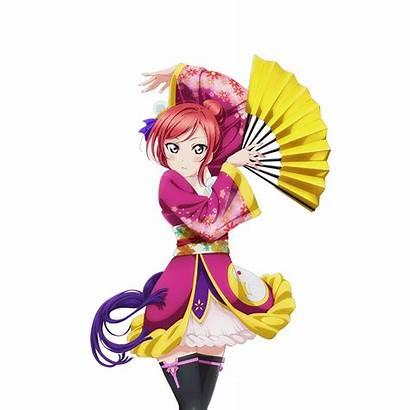 Maki Nishikino Idol Angel Angelic Project Anime