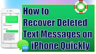 how to retrieve deleted texts on iphone 5c backup iphone text messages to your pc backup iphone