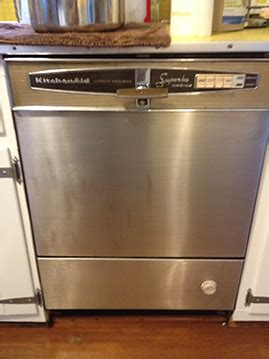 Kitchenaid Superba Kitchenaid Superba Dishwasher Not Draining