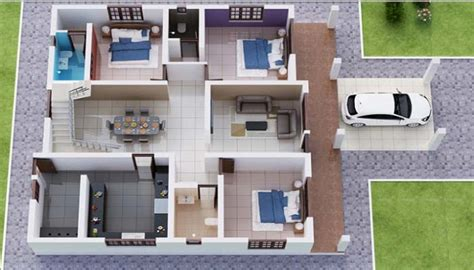 floor plans kerala style houses kerala style house plan three bedroom and 70 square meters kerala home design