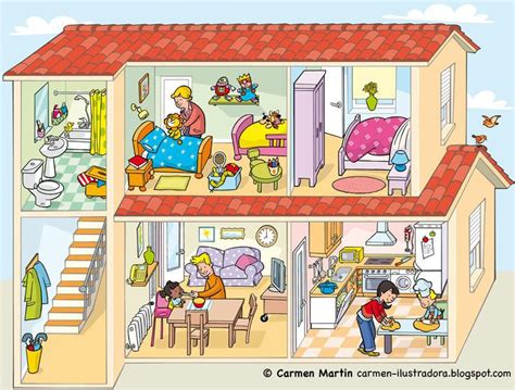 Parts of the house clipart 8 » Clipart Station