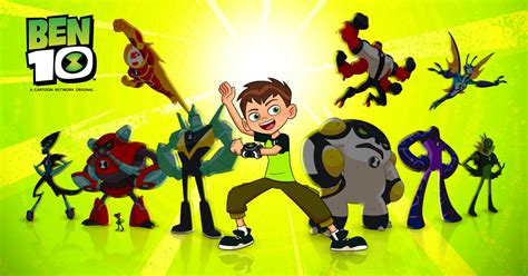 Cartoon Network Wallpaper Hd Ben 10 Franchise Continues To Expand Towards Australia And New Zealand Toonbarntoonbarn