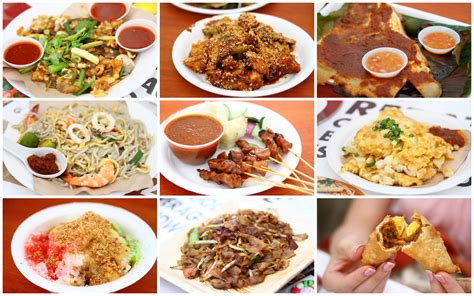 loca cuisine singapore favourite food 2013 feast on a spread of local