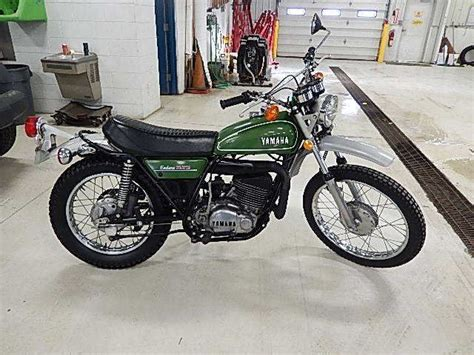 1974 Yamaha 360 Enduro Street Legal Dual Purpose Excellent
