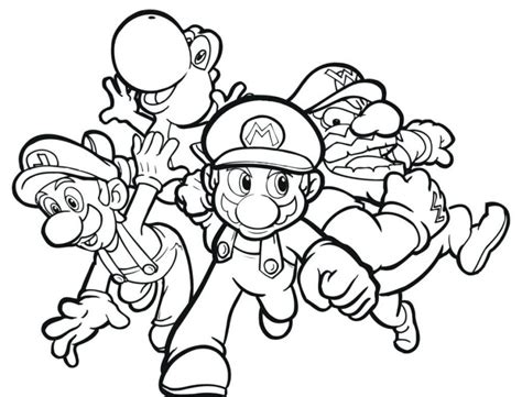 Cotton Candy Coloring Pages