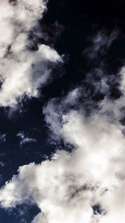 Sky Dark Cloud Nature Summer Wallpapers Android