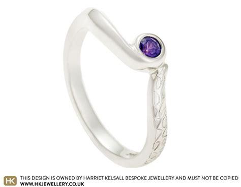Heather's Aerospace Inspired 0.13ct Sapphire Engagement Ring Amazon Jewellery Gold Bangles Voylla Quiz Vilandi Kundan Jewelry Wedding Diamond Jim's Phoenix Weighing Scales Ring Sets Nevi Answers
