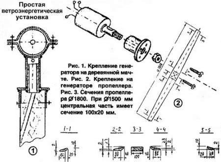 Тема 4. конструкции ветрогенераторов . ветрогенераторы с вертикальной
