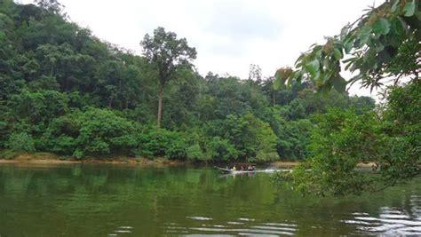 wisata  air terjun batu dinding kabupaten kampar informasi wisata