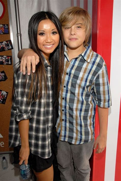 Dylan Sprouse and Brenda Song Just Had the SWEETEST