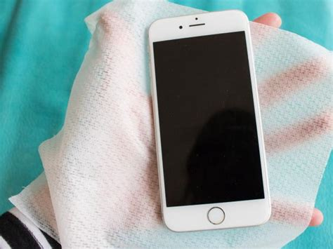 How to Sanitize Your Cell Phone | DIY Network Blog: Made